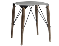 Nordal Director Iron Stool