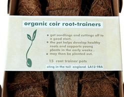 Rotkrukor för långa rötter (10 st)