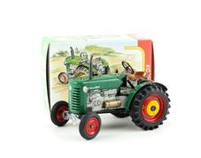 Traktor Zetor Grön